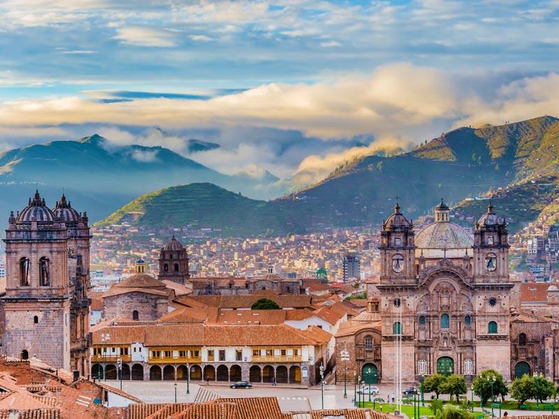 Lima-Cusco-Valle Sagrado